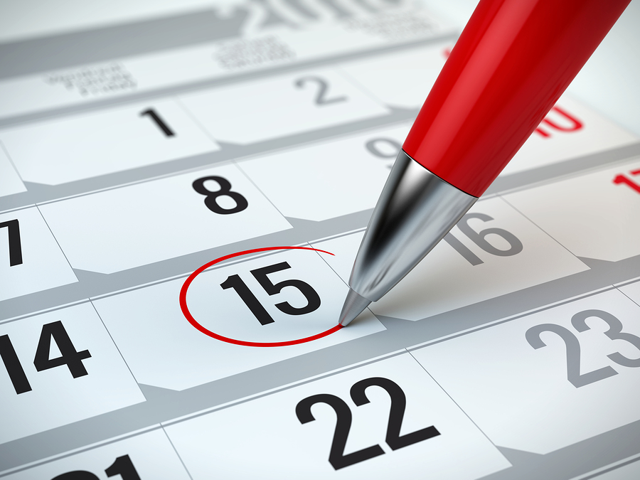 3 Small Business Payroll Deadlines You Can't Afford to Miss