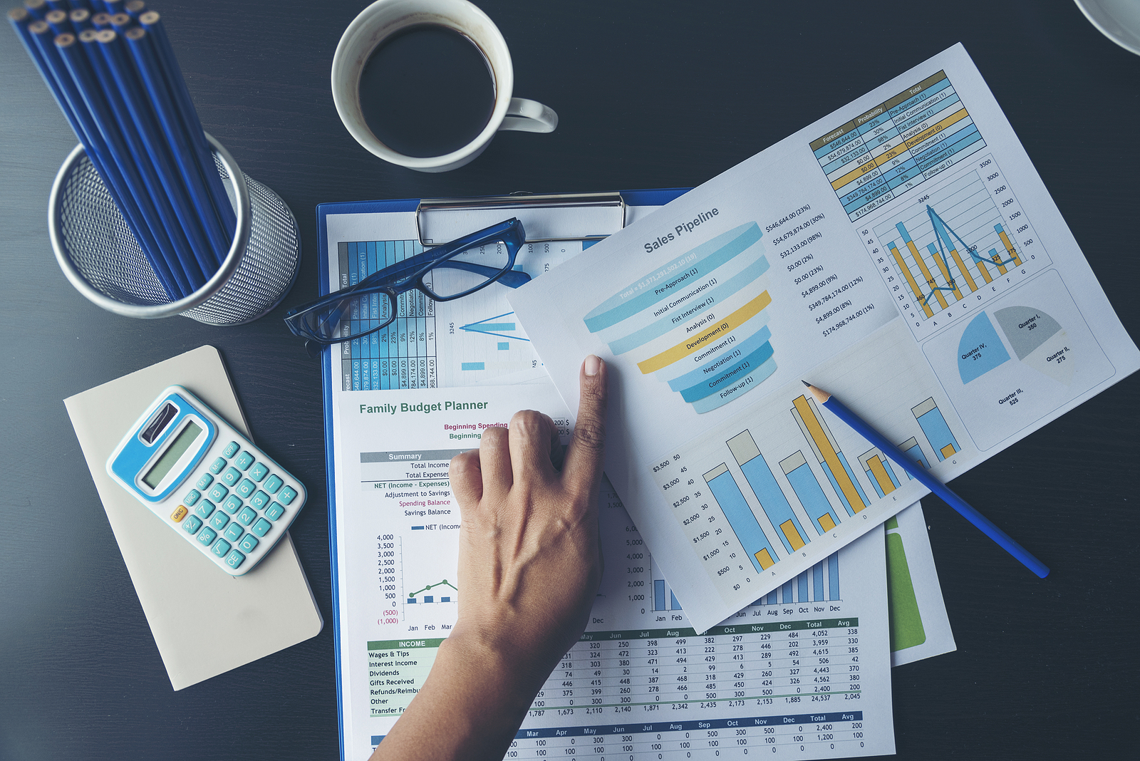 Prepare for Financial Reports to Look Different Due to COVID-19