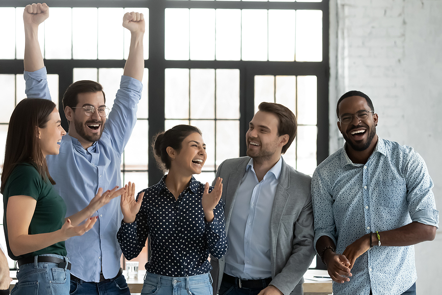 Improve Employee Morale in the New Year
